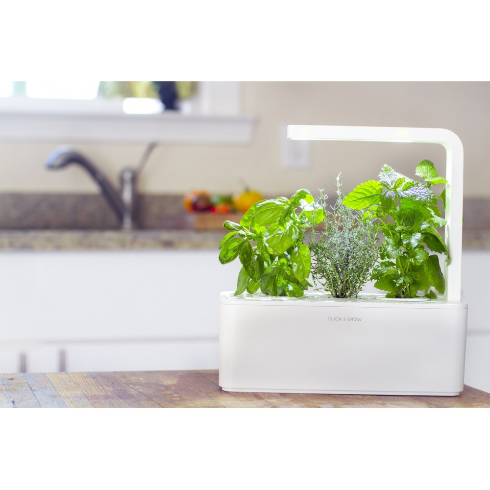 Smart Herb Garden Agrikolage