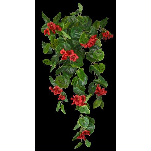 Planta Artificial Pendente em Vaso