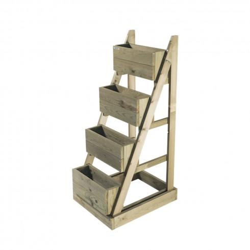 Mini Horta Escadas