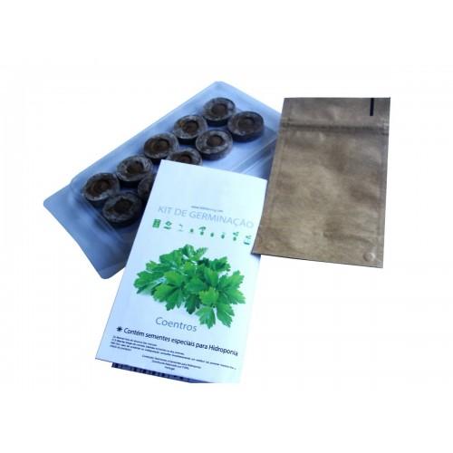 Kit Sementes p/ Hidroponia