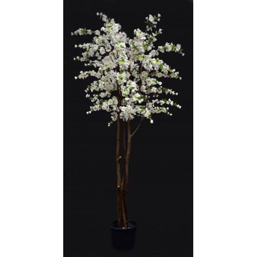 Planta de Flor de Macieira Branca c/150cm