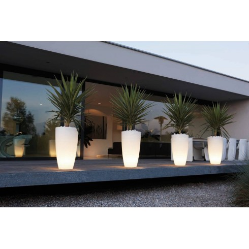 Vaso Pure Round High LED Light